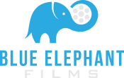 Blue Elephant Films Logo